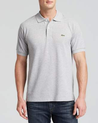 Lacoste Short Sleeve Piqué Polo Shirt - Classic Fit
