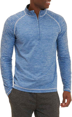 Robert Graham Sentient 1/4- Zip Tailored Fit Pullover