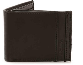 Columbia Traveler Leather Bifold Wallet - Men's