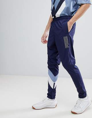 Puma Heritage Joggers In Navy 57500606