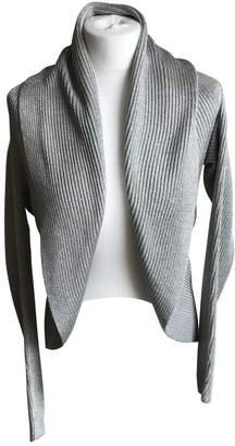 Ralph Lauren Silver Wool Knitwear for Women