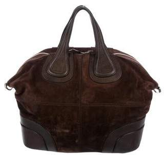 Givenchy Medium Suede Nightingale Bag