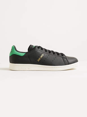 adidas Unisex Stan Smith Sneakers in Black Green