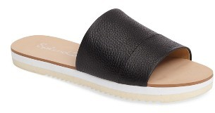 Women's Splendid Jazz Slide Sandal $87.95 thestylecure.com