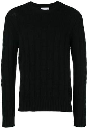 Cruciani cashmere knitted sweater
