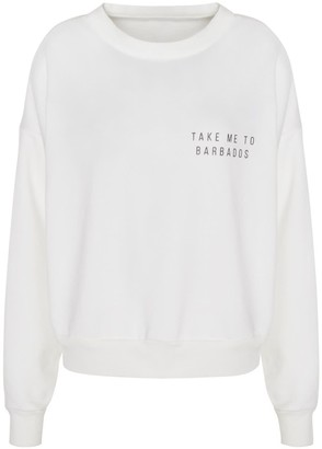 Tru Barbados Barbados Sweatshirt