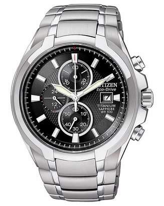 Citizen Eco-Drive Gent's Titanium Watch