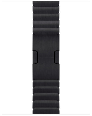 Apple 38mm Space Black Link Bracelet