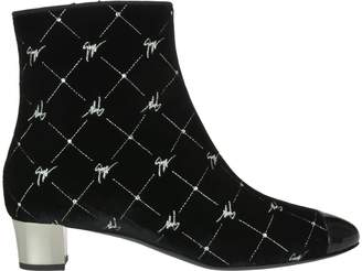 Giuseppe Zanotti Regal G Ankle Boots