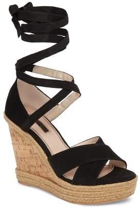 Topshop Winona Wedge Sandal