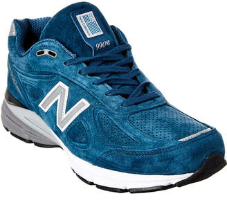 New Balance 990 V4 Suede Sneaker