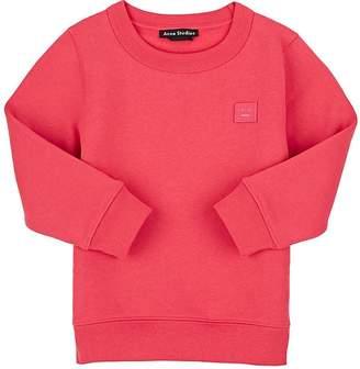 Acne Studios Kids' Mini Fairview Cotton Fleece Sweatshirt