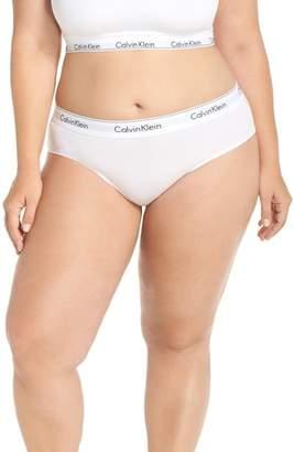 7302120c54f ... Calvin Klein Modern Cotton Blend Hipster Briefs