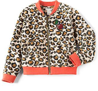 Marc Jacobs (マーク ジェイコブス) - Cherry Patch Faux Fur Leopard Jacket