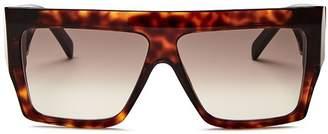 Celine Unisex Square Sunglasses, 57mm