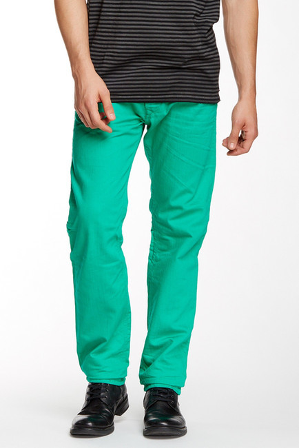 DieselDiesel Darron Slim Straight Leg Jean