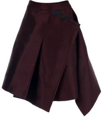 Adelina RUSU - Castle Silk Skirt