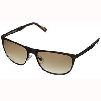 HUGO BOSS BOSS by Men's BO0096S Rectangular Sunglasses