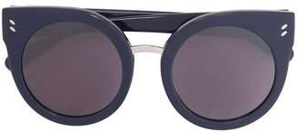 Stella McCartney Eyewear rounded cat eye sunglasses