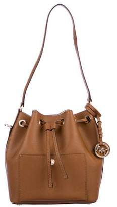 MICHAEL Michael Kors Medium Greenwich Bucket Bag w  Tags bcaf207721ccd