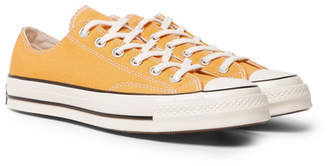 Converse 1970s Chuck Taylor All Star Canvas Sneakers