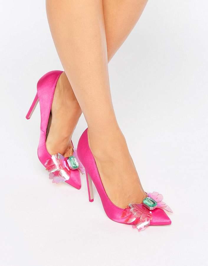 Pink High Heels - ShopStyle Australia