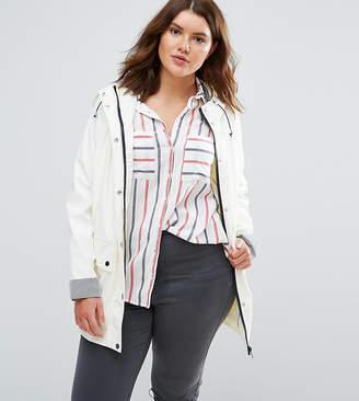 New Look Plus Curve Anorak Jacket