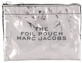 Marc Jacobs (マーク ジェイコブス) - Marc Jacobs Foil フラット ポーチ