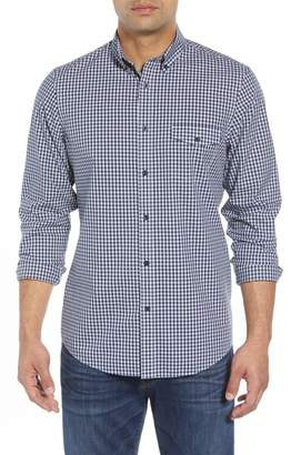 Nordstrom Ivy Regular Fit Check Sport Shirt