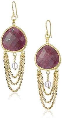Coralia Leets Jewelry Design Chandelier French Wire Earrings