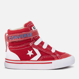 2368c9b2ab90 Converse Toddlers  Pro Blaze Strap Hi-Top Trainers