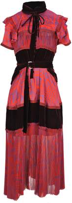 Sacai Reyn Dress