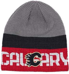 Reebok Calgary Flames Knit Beanie