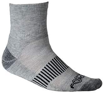 Carhartt Men's 4 Pack Force Performance Work Quarter Socks