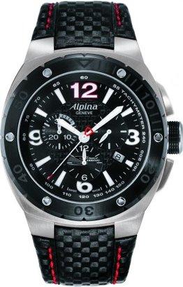 Alpina レーシングメンズ時計al352lbr5ar6