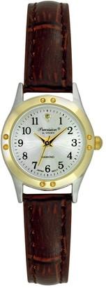 Gruen Precision By Precision by Women's Diamond Watch