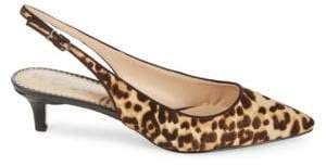 Sam Edelman Ludlow Calf Hair Slingback Pumps