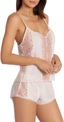 Jonquil In Bloom by Just Like Heaven Short Pajamas