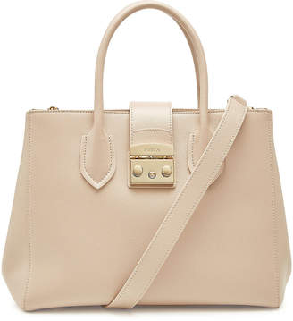 Furla Metropolis M Leather Shopper