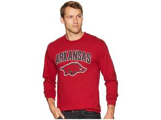 Champion College Arkansas Razorbacks Long Sleeve Jersey Tee