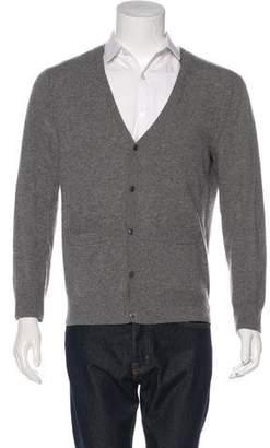Acne Studios Wool & Cashmere Cardigan