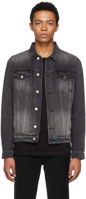 Frame Black Denim Jacket