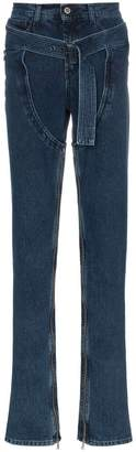 Diesel Red Tag high-waisted skinny jeans