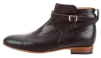 Dieppa Restrepo Leather Ankle Boots w/ Tags