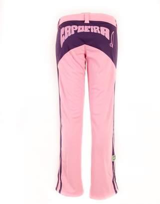 JL Sport Brazil Made, Authentic Capoeira Abada Martial Arts Sweatpants - Women's (Purple)