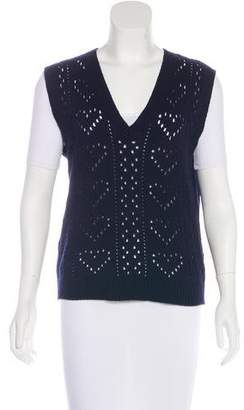 Miu Miu Cashmere Sweater Vest