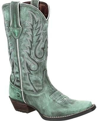 Durango Dream Catcher Women's Teal Western Boot Mid Calf
