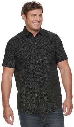 Apt. 9 Big & Tall Premier Flex Modern-Fit Stretch Button-Down Shirt