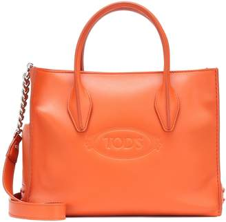 Tod's Exclusive to Mytheresa leather tote