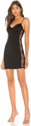 by the way. Jeannie Lace Bodycon Dress